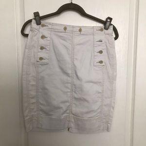Free People Khaki Sailor Skirt Size 4